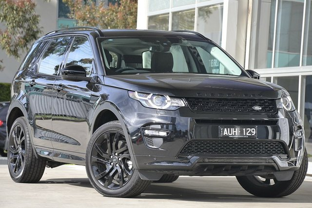 Used Land Rover Discovery Sport, Port Melbourne, 2018 Land Rover Discovery Sport Wagon