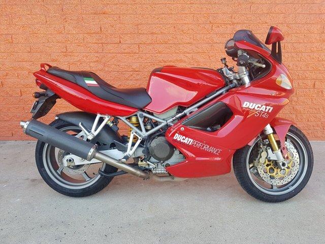 Used Ducati ST4S 996CC, Townsville, 2002 Ducati ST4S 996CC