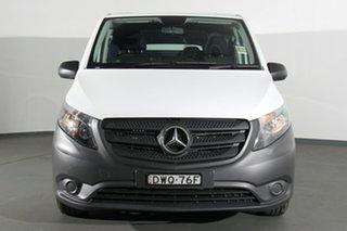 2017 Mercedes-Benz Vito 114BlueTEC LWB 7G-Tronic + Van.