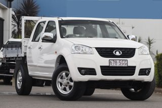 2011 Great Wall V200 4x2 Utility.