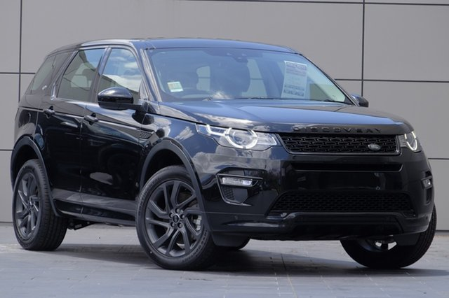 Demonstrator, Demo, Near New Land Rover Discovery Sport SD4 SE, Newstead, 2017 Land Rover Discovery Sport SD4 SE Wagon