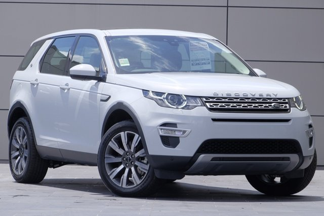 New Land Rover Discovery Sport SD4 HSE Luxury, Newstead, 2017 Land Rover Discovery Sport SD4 HSE Luxury Wagon