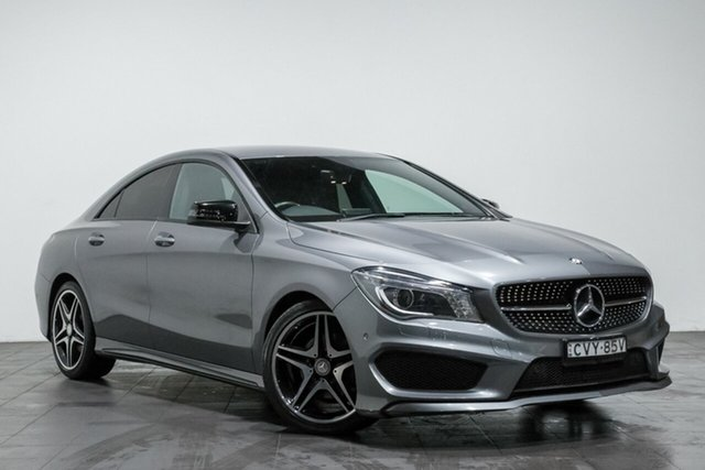 Used Mercedes-Benz CLA200 CDI DCT, Rozelle, 2014 Mercedes-Benz CLA200 CDI DCT Coupe