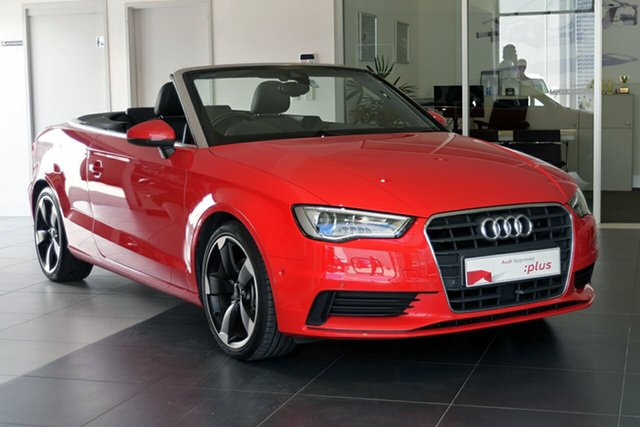 Used Audi A3 Attraction S tronic, Southport, 2015 Audi A3 Attraction S tronic Cabriolet