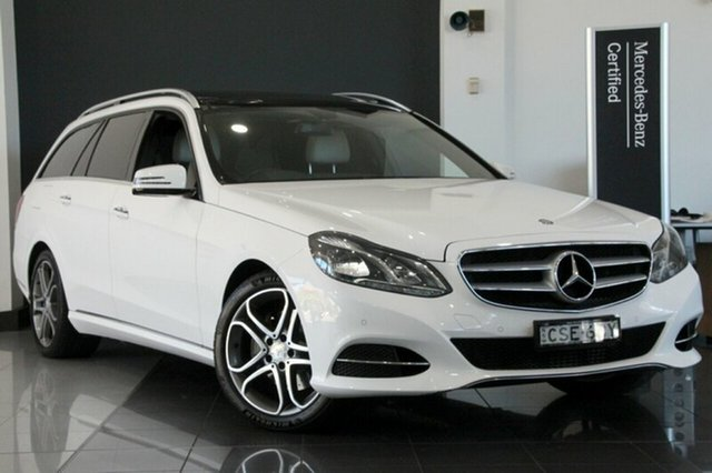 Used Mercedes-Benz E200 Estate 7G-Tronic +, Southport, 2013 Mercedes-Benz E200 Estate 7G-Tronic + Wagon