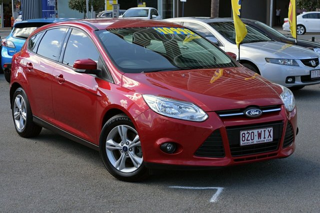 Used Ford Focus Trend PwrShift, Southport, 2014 Ford Focus Trend PwrShift Hatchback
