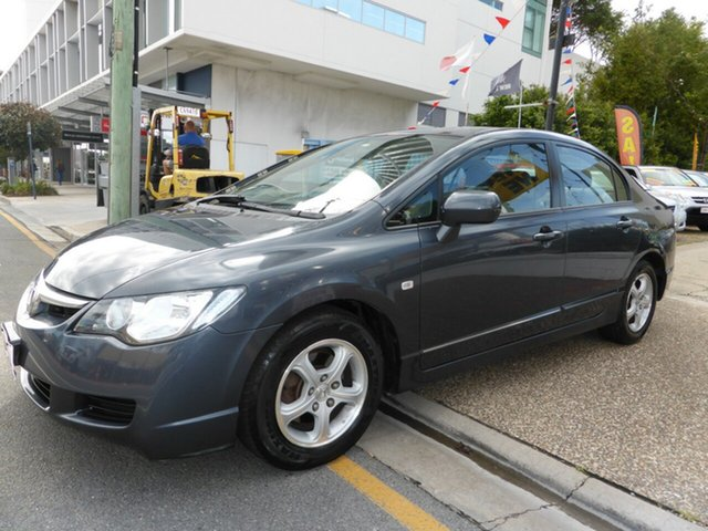 Used Honda Civic VTi, Southport, 2007 Honda Civic VTi Sedan