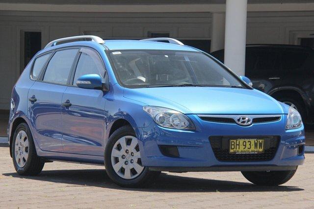 Used Hyundai i30 SX cw Wagon, Southport, 2010 Hyundai i30 SX cw Wagon Wagon