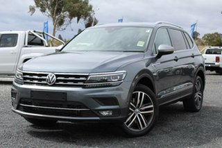 2018 Volkswagen Tiguan Allspace 162 TSI Highline Wagon.