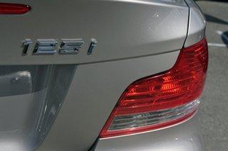 2009 BMW 125i Coupe.