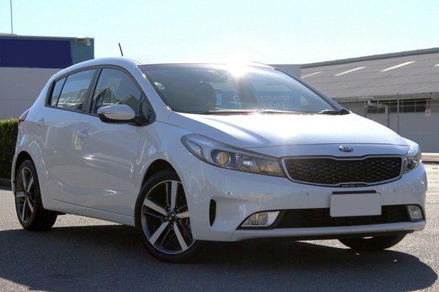 Used Kia Cerato S, Bowen Hills, 2017 Kia Cerato S Hatchback