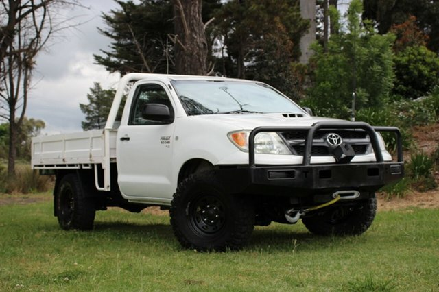 Used Toyota Hilux SR, Officer, 2007 Toyota Hilux SR Cab Chassis