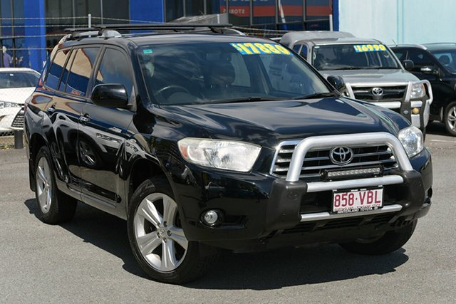 Used Toyota Kluger Grande AWD, Southport, 2008 Toyota Kluger Grande AWD Wagon