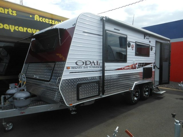 Discounted New Opal Hervey Bay Tourer [OC11964], Pialba, 2018 Opal Hervey Bay Tourer [OC11964] Caravan