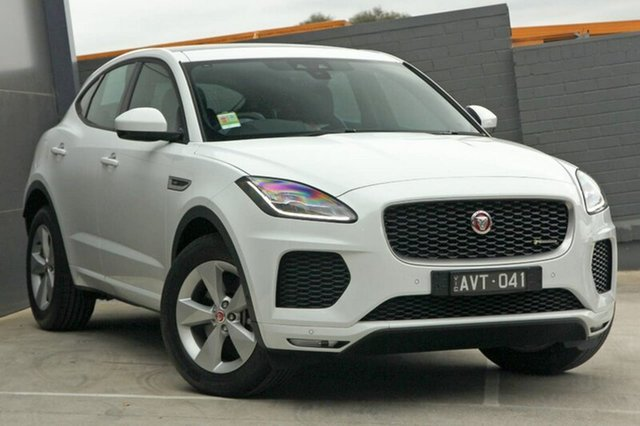 Demonstrator, Demo, Near New Jaguar E-PACE D240 AWD R-Dynamic S, Doncaster, 2017 Jaguar E-PACE D240 AWD R-Dynamic S Wagon