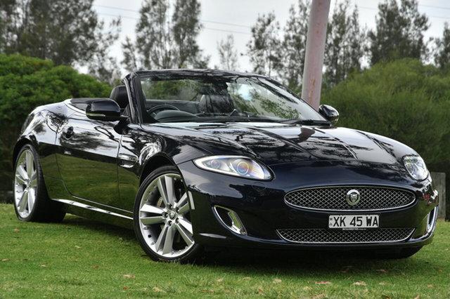 Used Jaguar XK, Welshpool, 2012 Jaguar XK Convertible