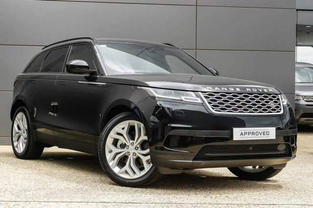 Demonstrator, Demo, Near New Land Rover Range Rover Velar D300 HSE, Geelong, 2017 Land Rover Range Rover Velar D300 HSE Wagon