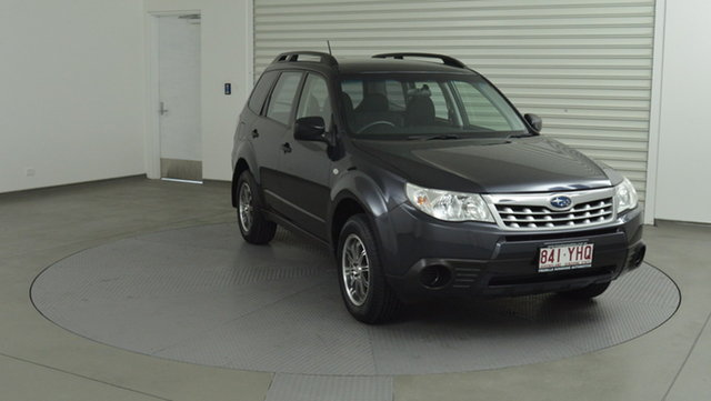 Used Subaru Forester X AWD, Southport, 2011 Subaru Forester X AWD Wagon