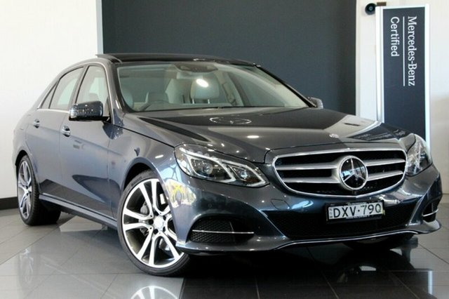 Used Mercedes-Benz E400 7G-Tronic +, Southport, 2013 Mercedes-Benz E400 7G-Tronic + Sedan