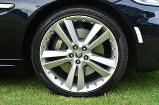 2012 Jaguar XK Convertible.