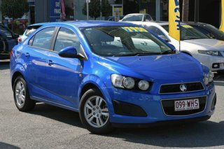 2012 Holden Barina CD Sedan.