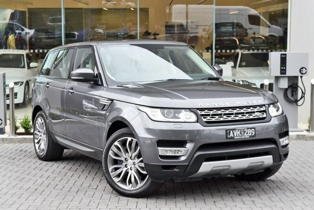 Used Land Rover Range Rover Sport SDV8 CommandShift HSE, Berwick, 2015 Land Rover Range Rover Sport SDV8 CommandShift HSE Wagon