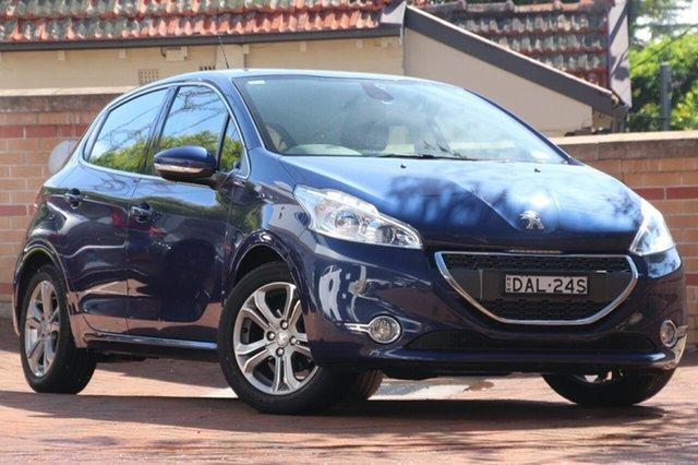 Used Peugeot 208 Allure, Southport, 2012 Peugeot 208 Allure Hatchback