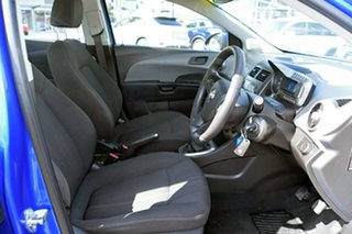 2012 Holden Barina CD Sedan.