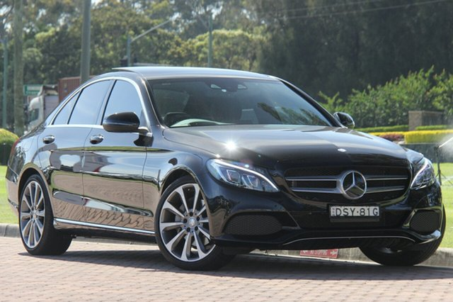 Discounted Used Mercedes-Benz C250 7G-Tronic +, Southport, 2015 Mercedes-Benz C250 7G-Tronic + Sedan