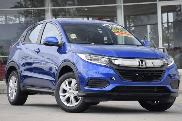 Discounted Demonstrator, Demo, Near New Honda HR-V VTi, Narellan, 2019 Honda HR-V VTi Hatchback
