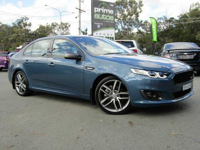 Used Ford Falcon XR6T, Underwood, 2016 Ford Falcon XR6T Sedan