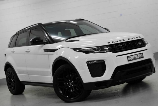 Used Land Rover Range Rover Evoque SI4 HSE Dynamic, Southport, 2016 Land Rover Range Rover Evoque SI4 HSE Dynamic Wagon