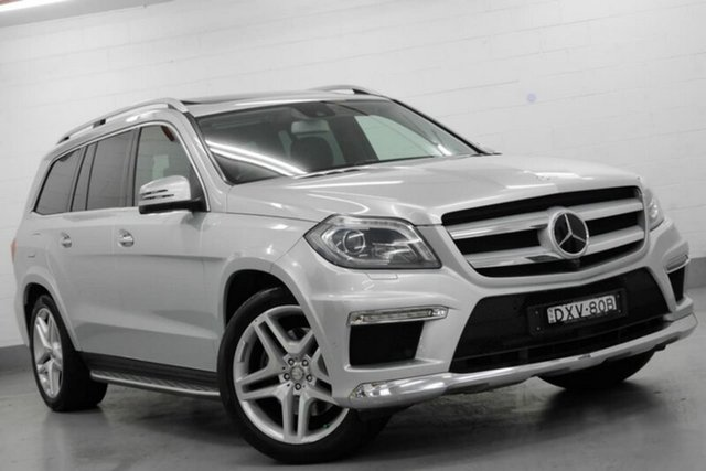 Used Mercedes-Benz GL500 BlueEFFICIENCY 7G-Tronic +, Southport, 2013 Mercedes-Benz GL500 BlueEFFICIENCY 7G-Tronic + Wagon