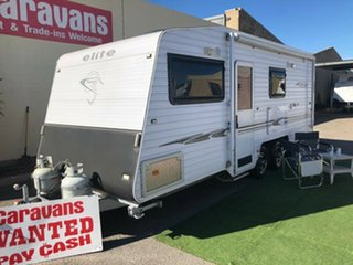 2006 Coromal LIFESTYLE 605 with REAR ENSUITE Caravan.