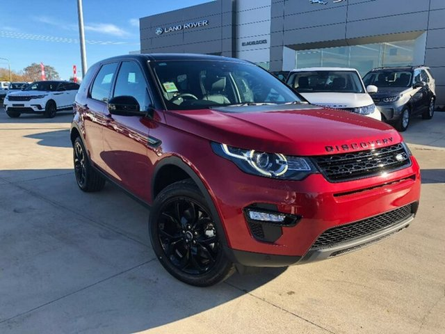 Demonstrator, Demo, Near New Land Rover Discovery Sport TD4 110kW HSE, Lavington, 2018 Land Rover Discovery Sport TD4 110kW HSE Wagon