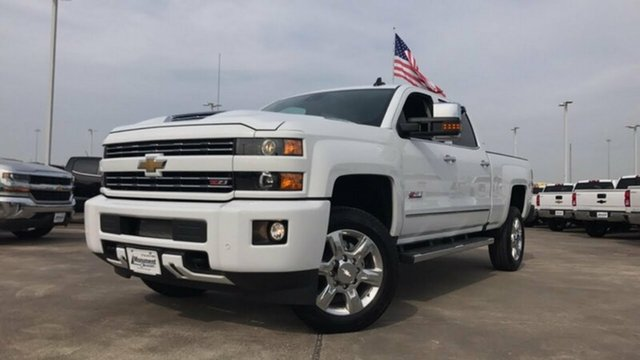 Used Chevrolet Silverado LTZ, North Lakes, 2019 Chevrolet Silverado LTZ Crewcab