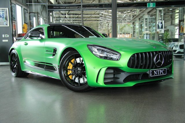 Used Mercedes-Benz AMG GT R SPEEDSHIFT DCT, North Melbourne, 2017 Mercedes-Benz AMG GT R SPEEDSHIFT DCT Coupe