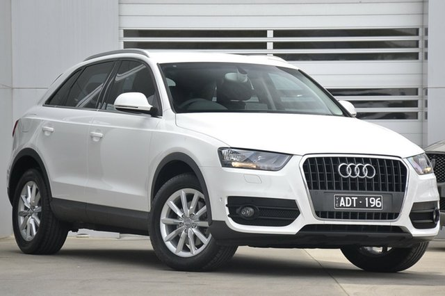 Discounted Used Audi Q3 TFSI S tronic, Clayton, 2015 Audi Q3 TFSI S tronic Wagon