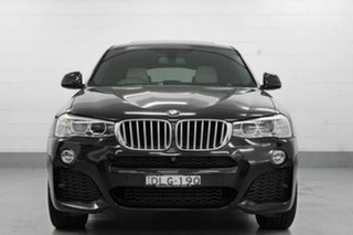 2015 BMW X4 xDrive35i Steptronic Wagon.