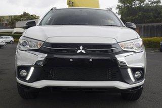 2018 Mitsubishi ASX Black Edition 2WD Wagon.