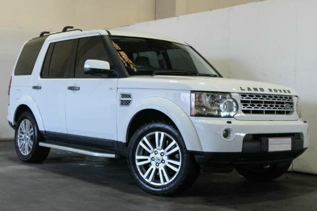 Used Land Rover Discovery 4 SDV6 CommandShift SE, Underwood, 2011 Land Rover Discovery 4 SDV6 CommandShift SE Wagon