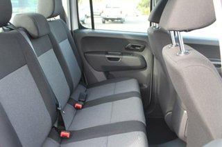 2018 Volkswagen Amarok MY18 VOLKSWAGEN AMAROK CORE V6 4MOT TDI550 AUTO DUAL CAB UTE Dual Cab.