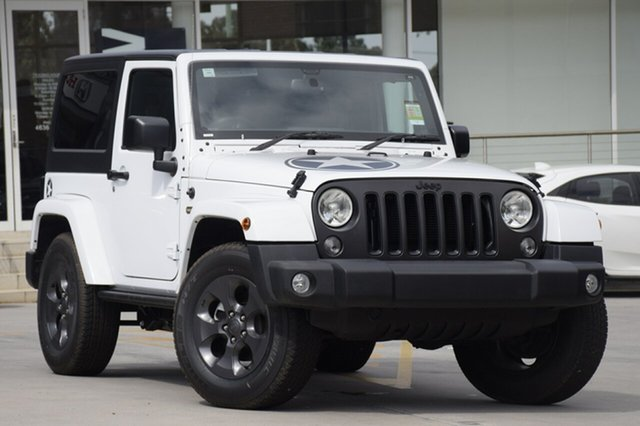 Discounted New Jeep Wrangler Freedom, Southport, 2018 Jeep Wrangler Freedom SUV
