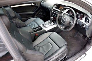 2011 Audi A5 S tronic quattro Coupe.
