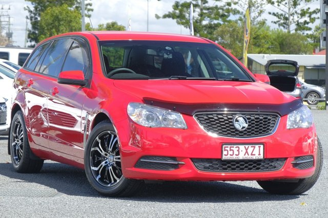 Used Holden Commodore Evoke Sportwagon, Beaudesert, 2013 Holden Commodore Evoke Sportwagon Wagon