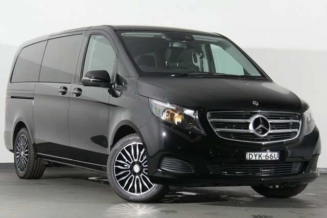 Discounted Demonstrator, Demo, Near New Mercedes-Benz V220 d 7G-Tronic +, Southport, 2017 Mercedes-Benz V220 d 7G-Tronic + Wagon