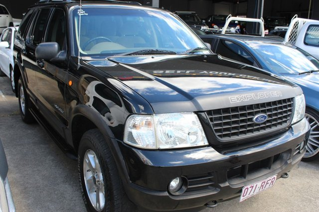 Used Ford Explorer Limited, Underwood, 2004 Ford Explorer Limited Wagon