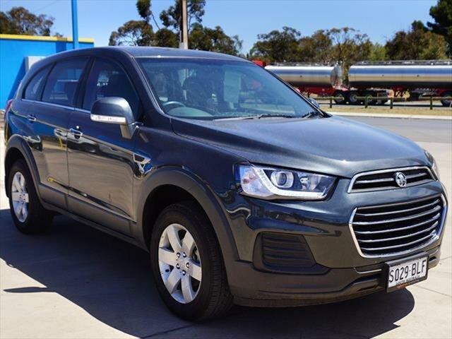 Used Holden Captiva LS 2WD, Berri, 2016 Holden Captiva LS 2WD Wagon