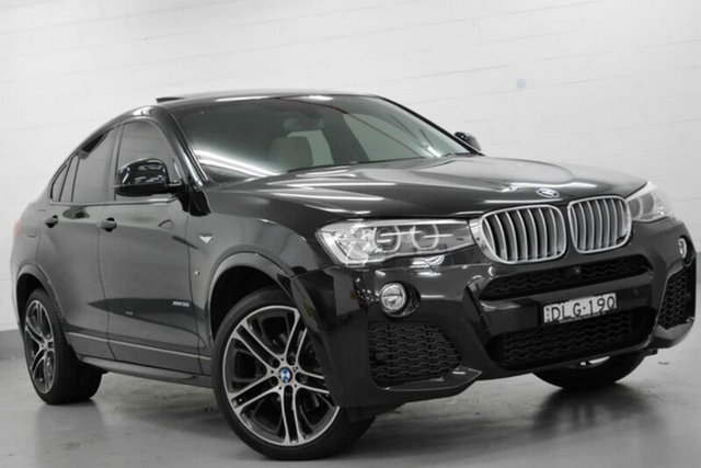 Used BMW X4 xDrive35i Steptronic, Chatswood, 2015 BMW X4 xDrive35i Steptronic Wagon