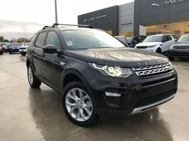 Demonstrator, Demo, Near New Land Rover Discovery Sport TD4 132kW HSE, Lavington, 2018 Land Rover Discovery Sport TD4 132kW HSE Wagon